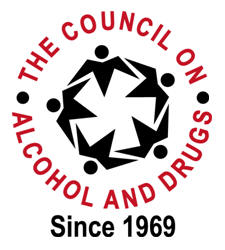 The Council on Alcohol and Drugs is a 40 year-old nonprofit, 501(c)3 substance abuse prevention and education agency that develops programs and materials based on the most current research on drug use and its impact on community.